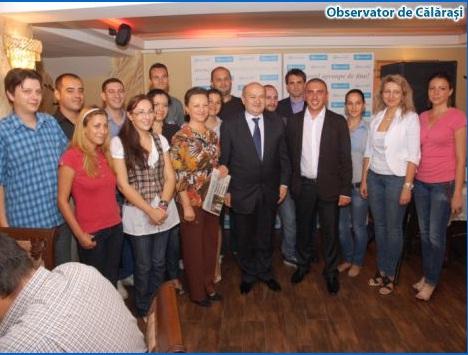 Cotidianul Observator de Ialomița l-a dat în judecată pe M.P.Miluț