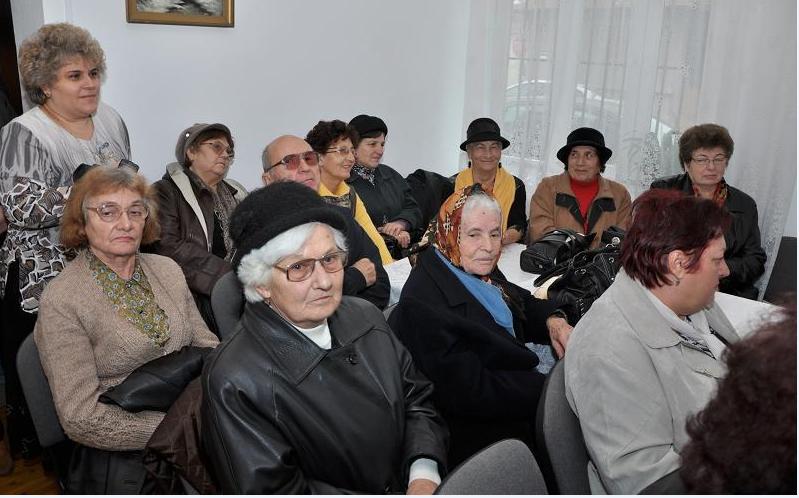 Județul Călărași este sub sub media pensiei la nivel naţional