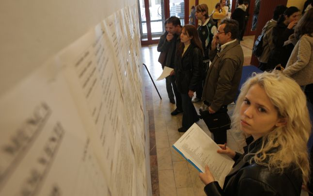 Rata șomajului înregistrată în județul Călărași a fost de 7%
