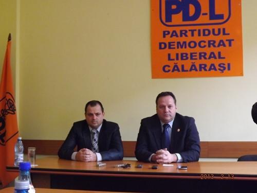 Poliţia şi Jandarmeria au fost prezente la o acţiune ilegală, spune deputatul Iliuță