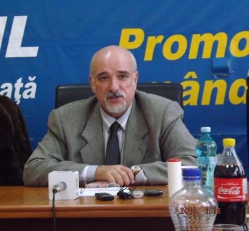 Preşedintele Filipescu este supărat pe guvernul Ponta
