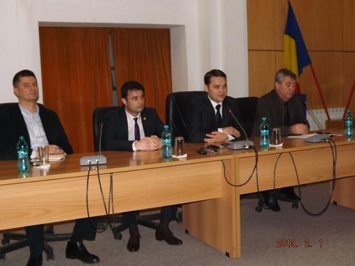 """""""Halta"""" PSD Călăraşi îl aşteaptă pe Dan Şova"""