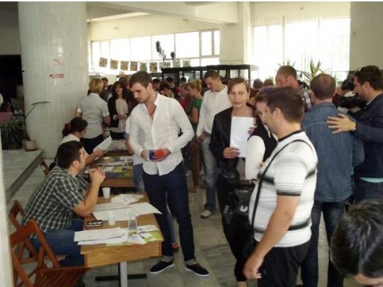 91 de locuri de muncă pentru lucrătorii români, în rețeaua EURES