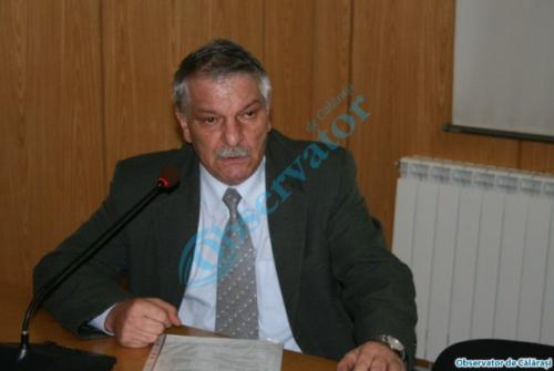 Directorul ECOAQUA, Claudiu Iorgovici a ieșit la pensie