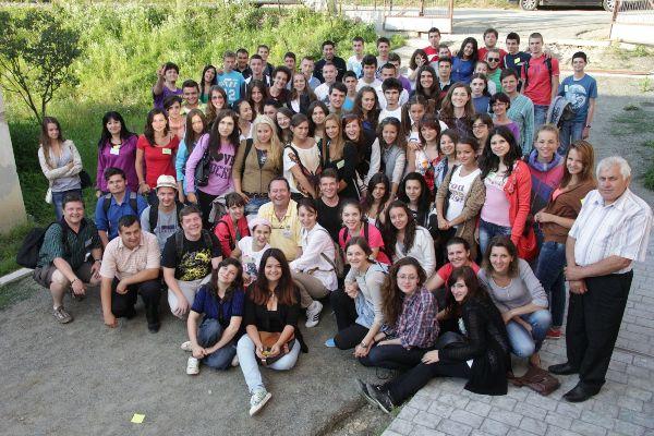 80 de elevi din Călărași se vor implica în comunitate