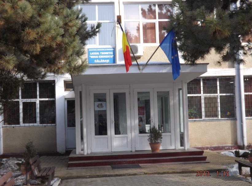 De la 1 martie, Liceul Mihai Eminescu din Călărași are un nou director