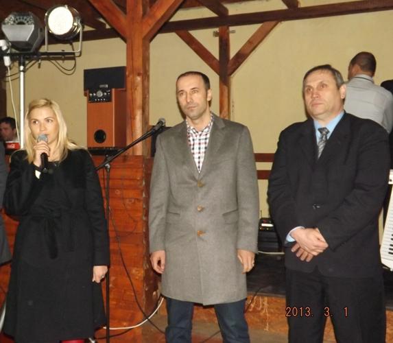 4 milioane de euro au fost aduși în comuna Spanțov, pentru apă și canalizare