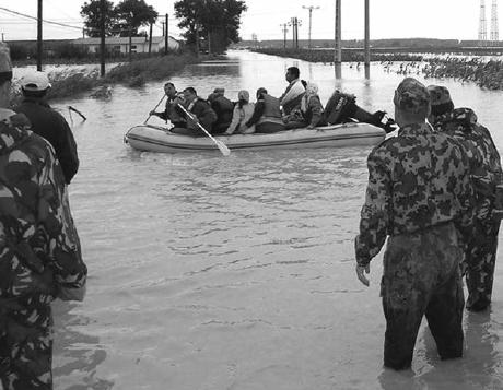 În judeţul Călăraşi, pentru a reduce riscul de inundaţii este nevoie de investiţii de cel puţin 1,3 milioane de lei