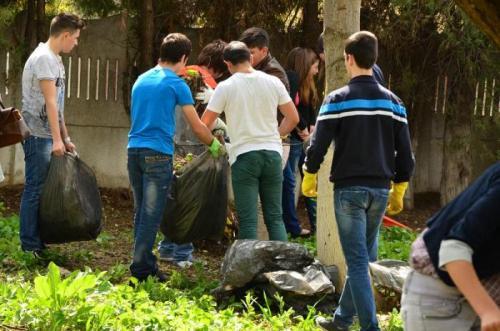 """""""Ecoprovocarea"""" a continuat acțiunile dedicate mediului"""