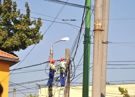 4 milioane de euro pentru  modernizarea sistemului de iluminat public din Călăraşi