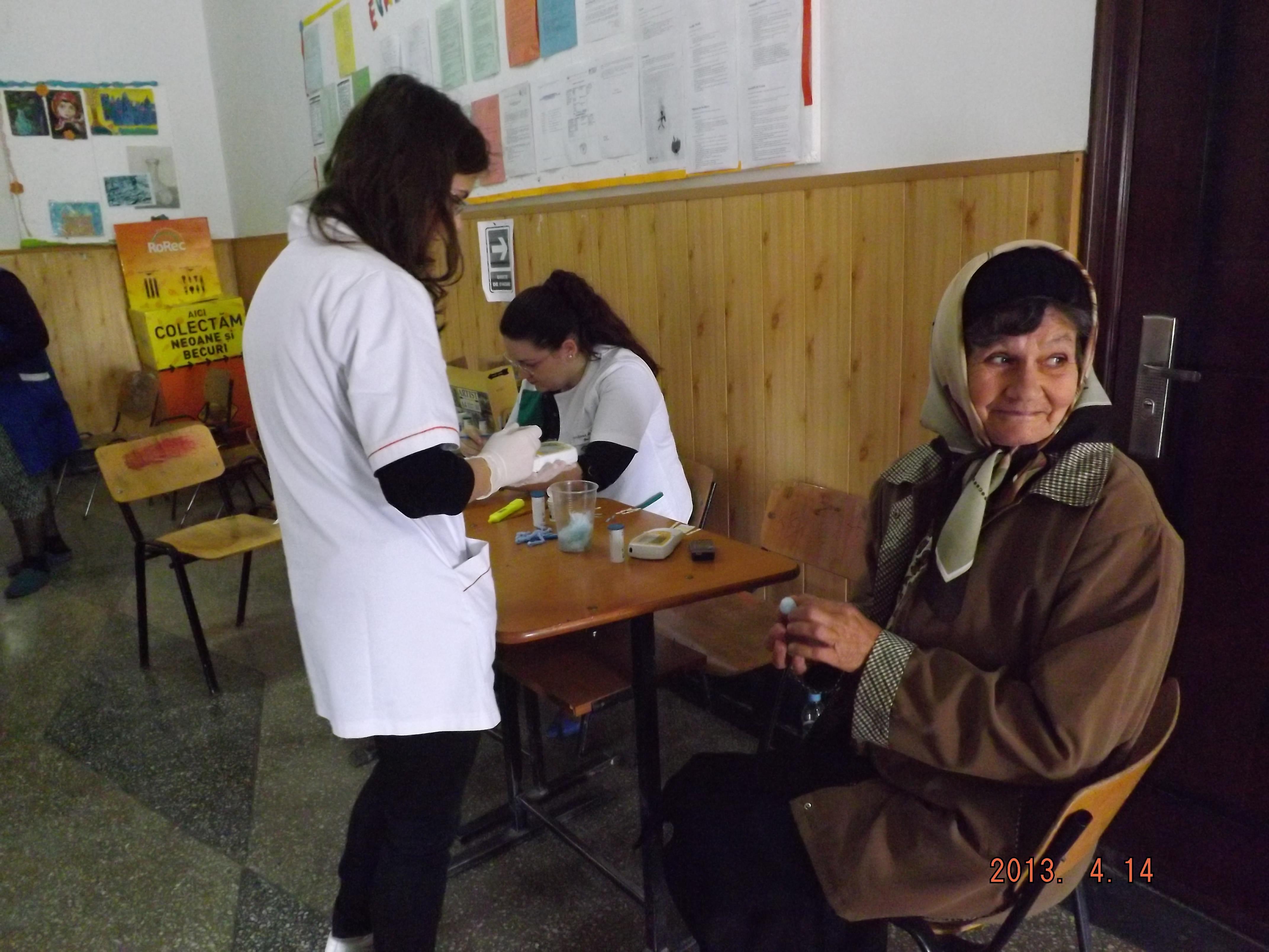 Locuitorii comunei Jegălia au fost consultați, gratuit, de medici specialiști