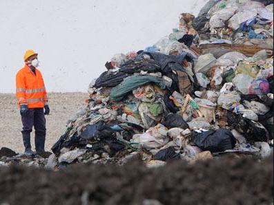 Platforme noi de gunoi în județul Călărași