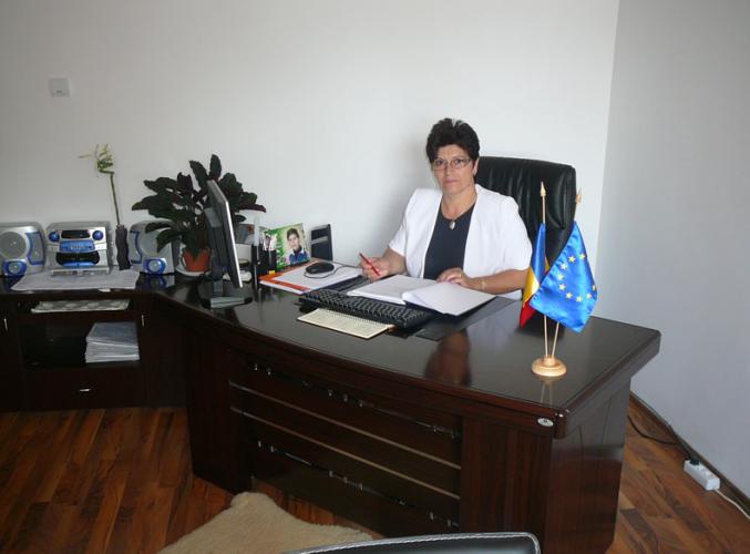 """Vasilica Dobrescu, primarul comunei Radovanu: """"În perioada următoare vom implementa două proiecte, de peste 5,5 milioane de euro"""""""