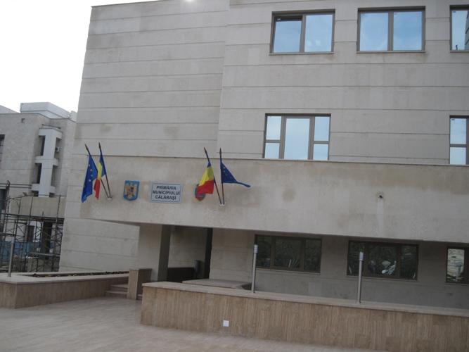 Vineri are loc inaugurarea noului sediu al Primăriei Călăraşi