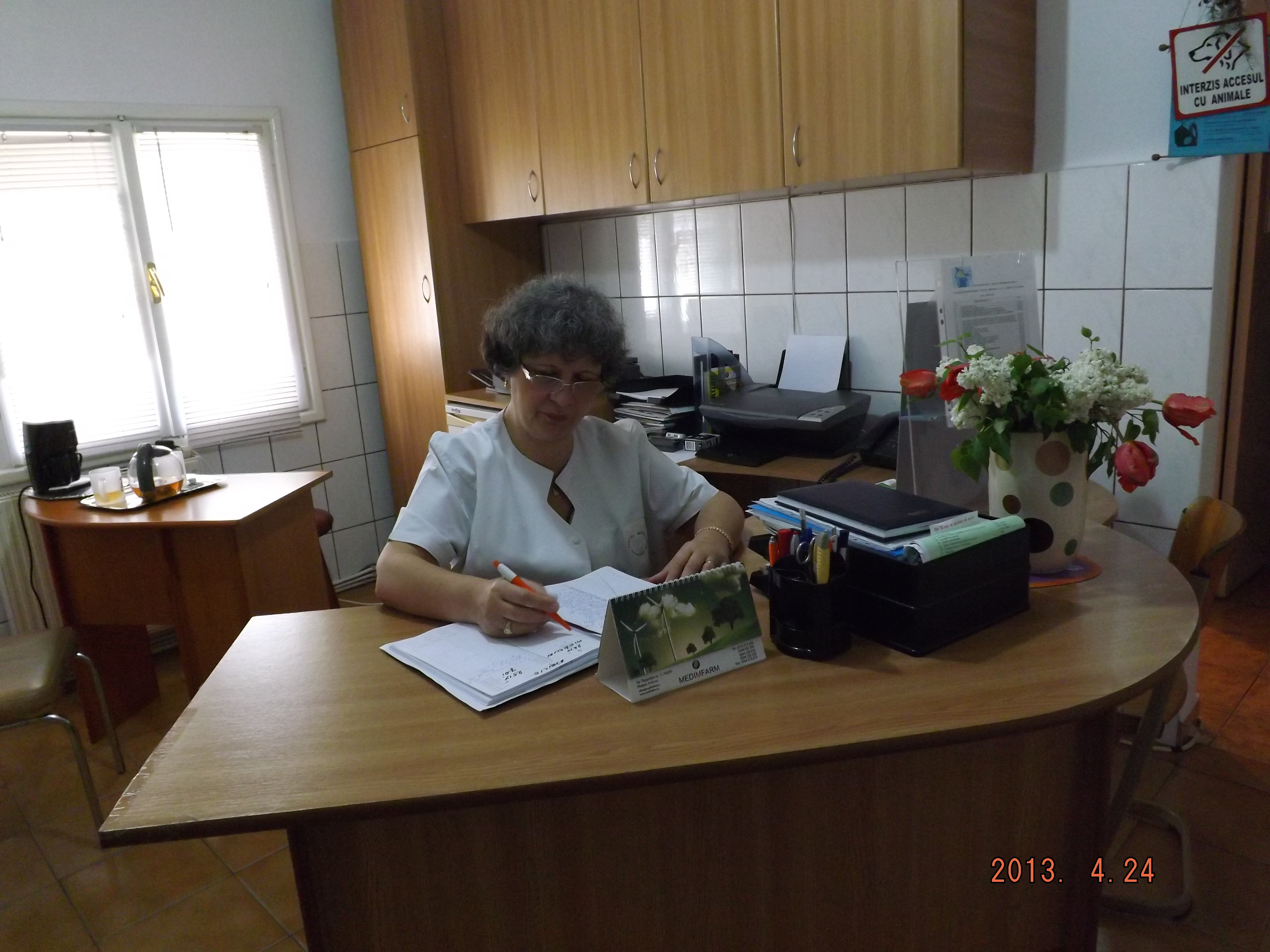 Portret de medic: Dr. Paula Gheorghe