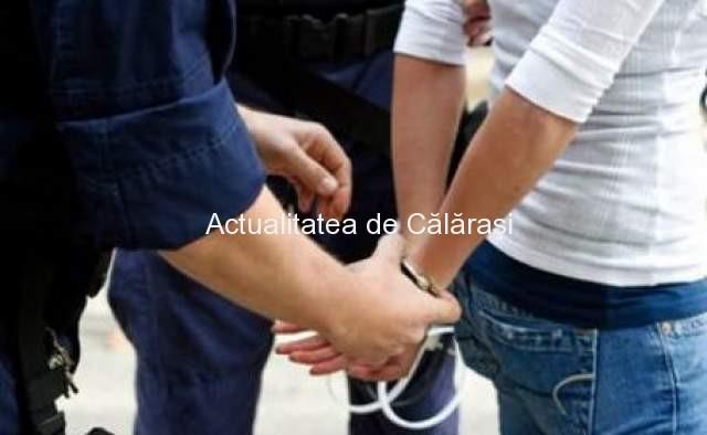 Mandate de executare a pedepsei cu închisoarea, puse în aplicare de polițiștii din Călărași