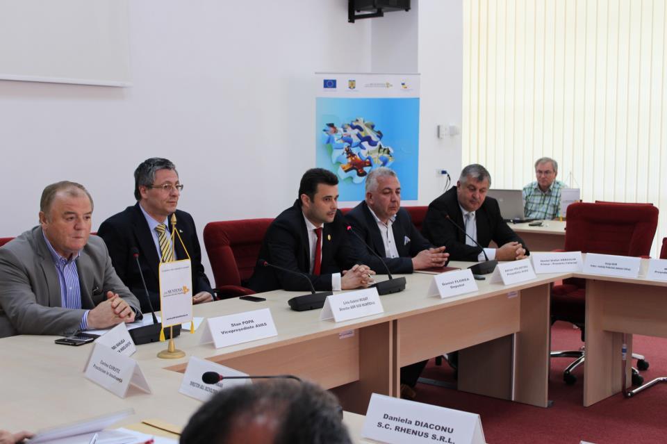 Revitalizarea platformei Siderca, în atenţia deputatului Daniel Florea