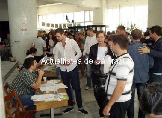 Absolvenții promoției 2013 pot beneficia de indemnizație de șomaj