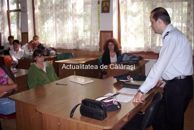 Noutate în învăţământul călărăşean! Clasă cu predare intensivă a limbii engleze