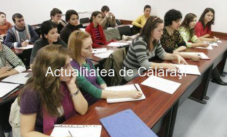885 de absolvenți, în evidenţa AJOFM Călăraşi