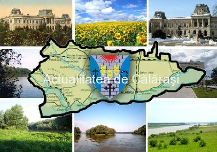 Județul Călărași a întrecut Ialomița, la regionalizare