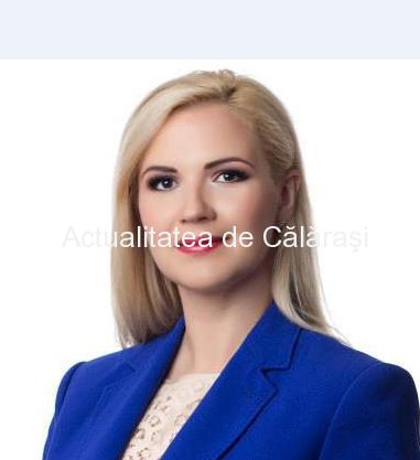"""""""Mergem mai departe, cu încredere şi responsabilitate"""" – mesajul de optimism al deputatei Raluca Surdu"""
