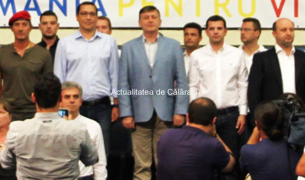 """Daniel Florea a fost prezent la evenimentul USL """"Romania pentru Tineri"""""""