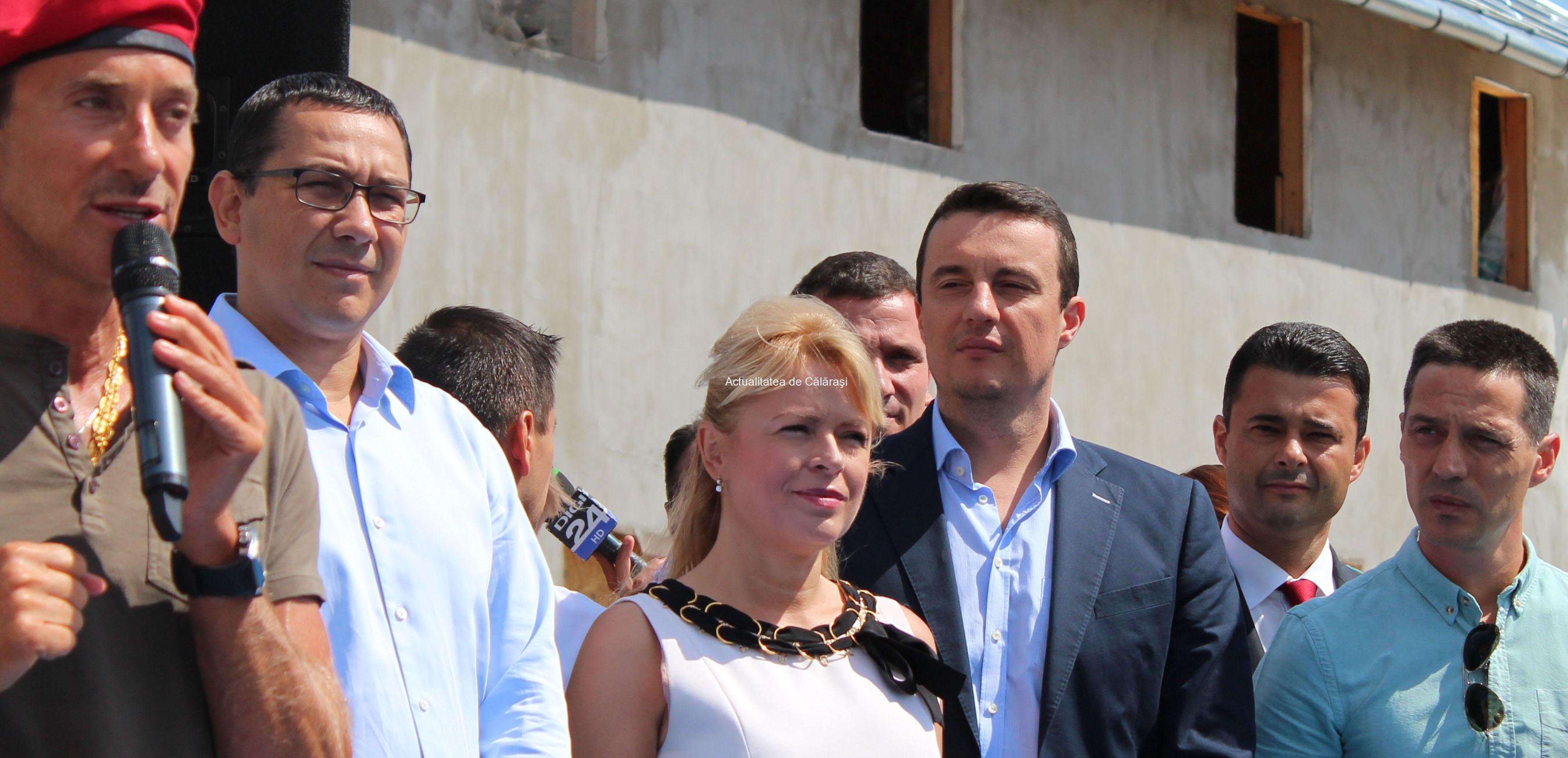 Deputatul PSD Daniel Florea a fost prezent in Constanta la inaugurarea ultimelor apartamente din cartierul social Henri Coanda