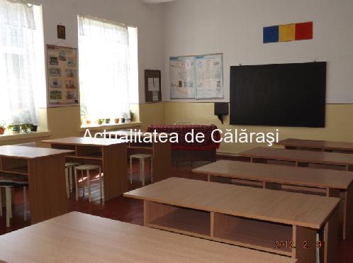 Începe şcoala: 32 de şcoli călărăşene nu au autorizaţie sanitară de funcţionare
