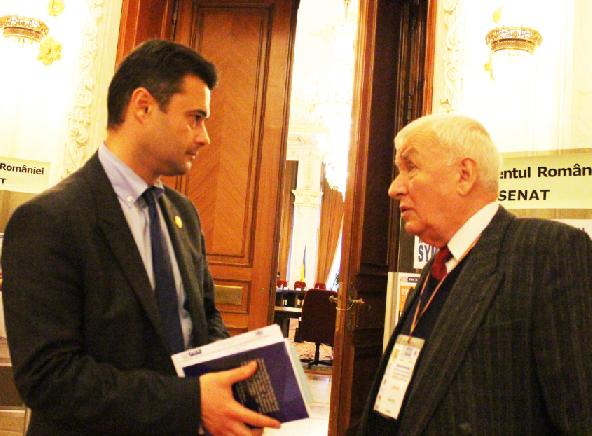 """Daniel Florea: """"Voi deschide o filială a  Federaţiei Internaţionale a Comunităţilor Educative la Călăraşi"""""""