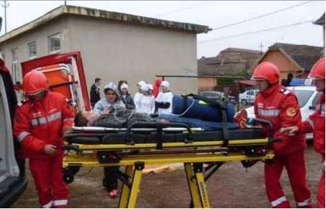În Călărași, exerciţiu de alarmare publică în caz de cutremur