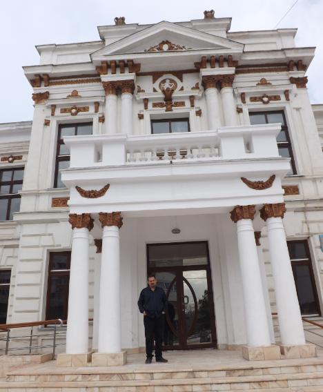 Călărăşenii care susţin Muzeul Municipiului vor fi trecuţi în Cartea de Aur