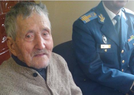 101 ani de viață și titlul de cetățean de onoare pentru un veteran al comunei Ștefan-Vodă