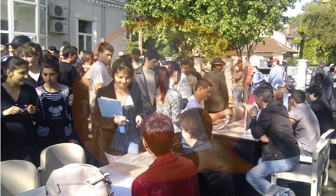AJOFM Călărași anunță peste 350 de oferte de muncă la Bursa Locurilor de Muncă