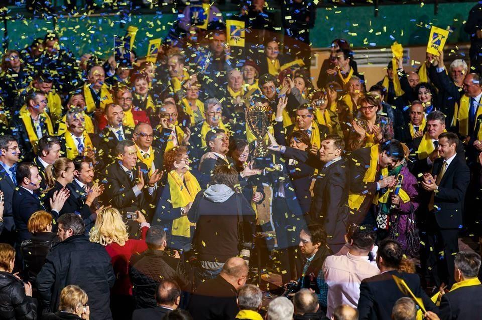 Eurocampionii PNL – cea mai competentă echipă cu cel mai bine structurat  program de proiecte pentru România