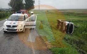 Week-end cu accidente mortale, în județul Călărași