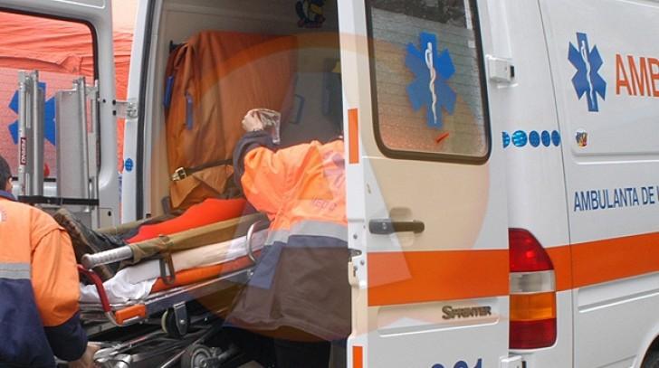 O bătrână a fost accidentată grav, în Călăraşi