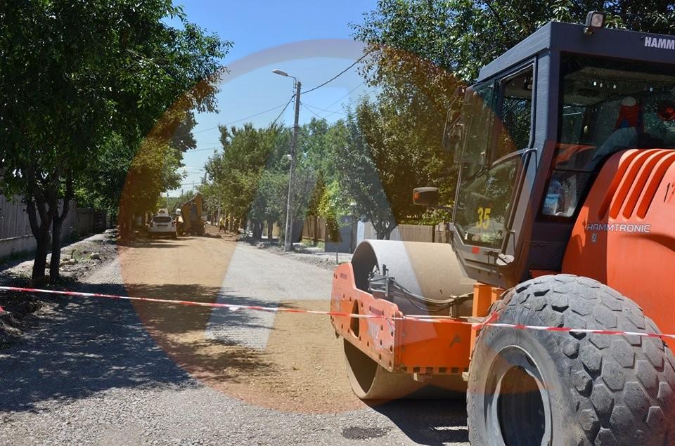 Primăria Călăraşi a primit 2,3 milioane de lei pentru finalizarea străzii I.L. Caragiale