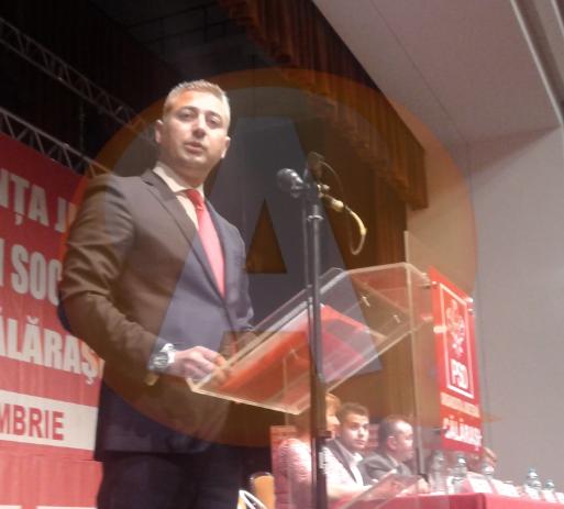"""Cristodor: """"Filipescu are temă de gândire: în județul Călărași se dorește schimbarea!"""""""