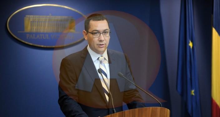 Ponta a câştigat alegerile în judeţul Călăraşi