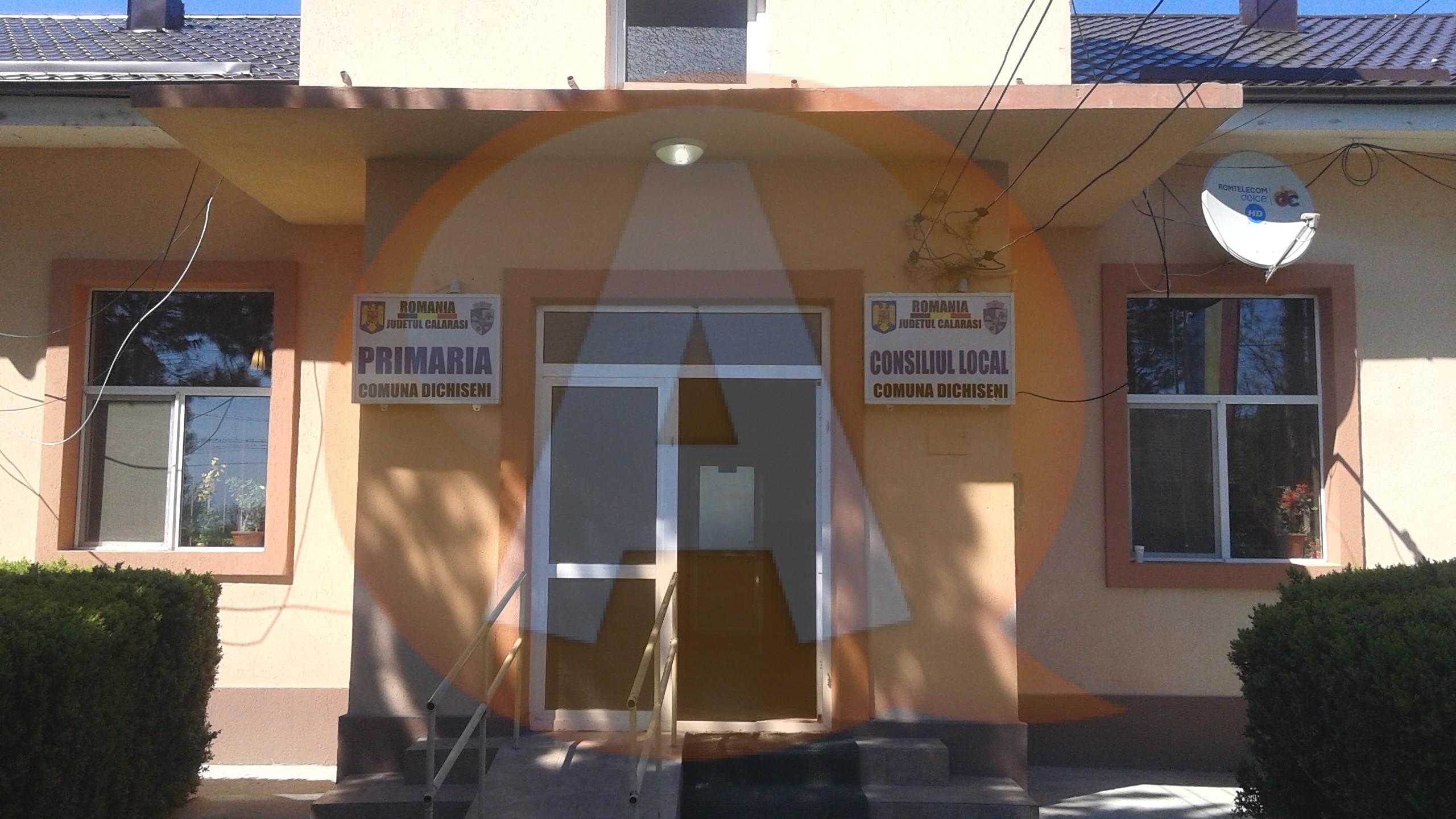 Primaria Comunei Dichiseni / Anunț licitație publică