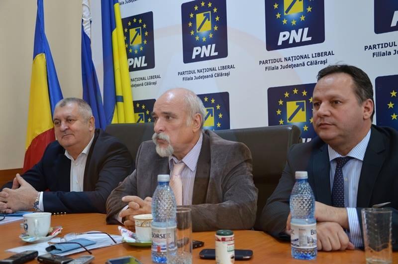 Alegeri cu final așteptat, în PNL Călărași