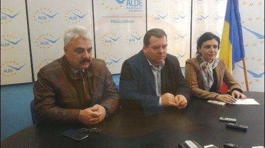 ALDE Călărași/ Dumbravă candidat la Primărie