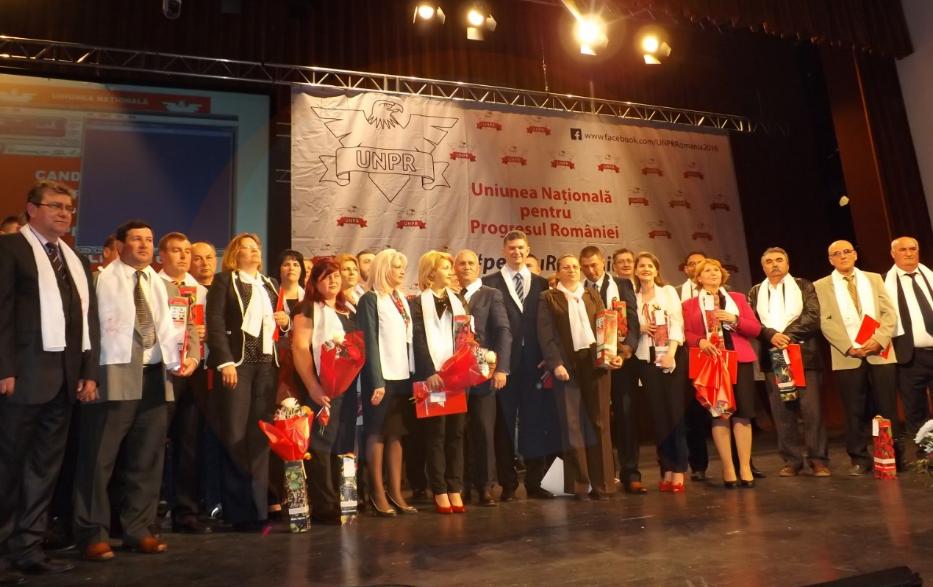 UNPR Călărași crede în puterea femeilor/9  la primăriile din județ