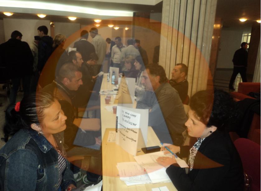 Astăzi, AJOFM Călărași vă așteaptă la Bursa Generală a Locurilor de Muncă