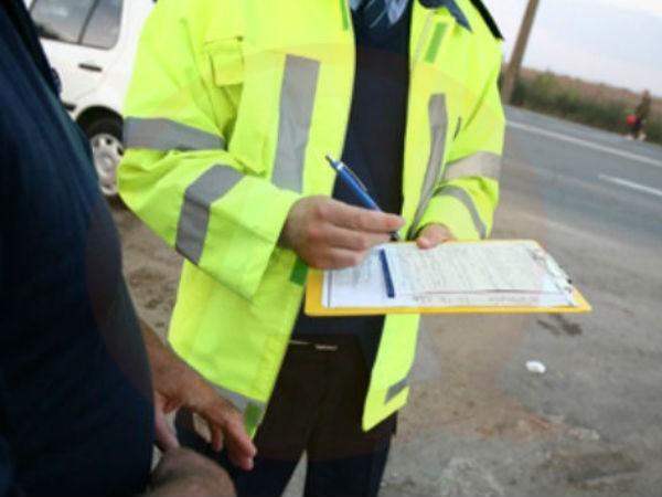 Poliția Rutieră Călărași / Starea tehnică a autovehiculelor, la verificat