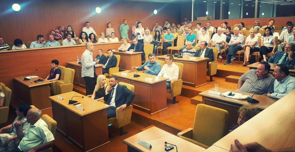 Convocare Consiliul Local Călărași, joi, 27 august
