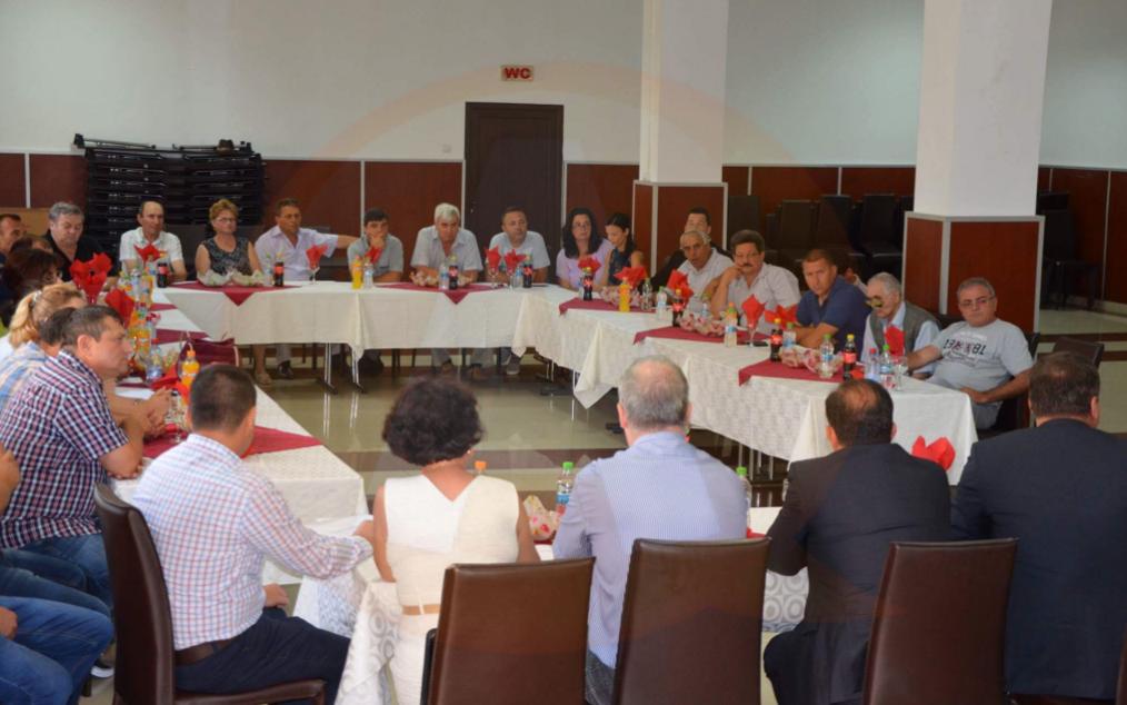 Tur de forță în județul Călărași/Conducerea C.J. și-a propus să ajungă la toate primăriile, într-o săptămână