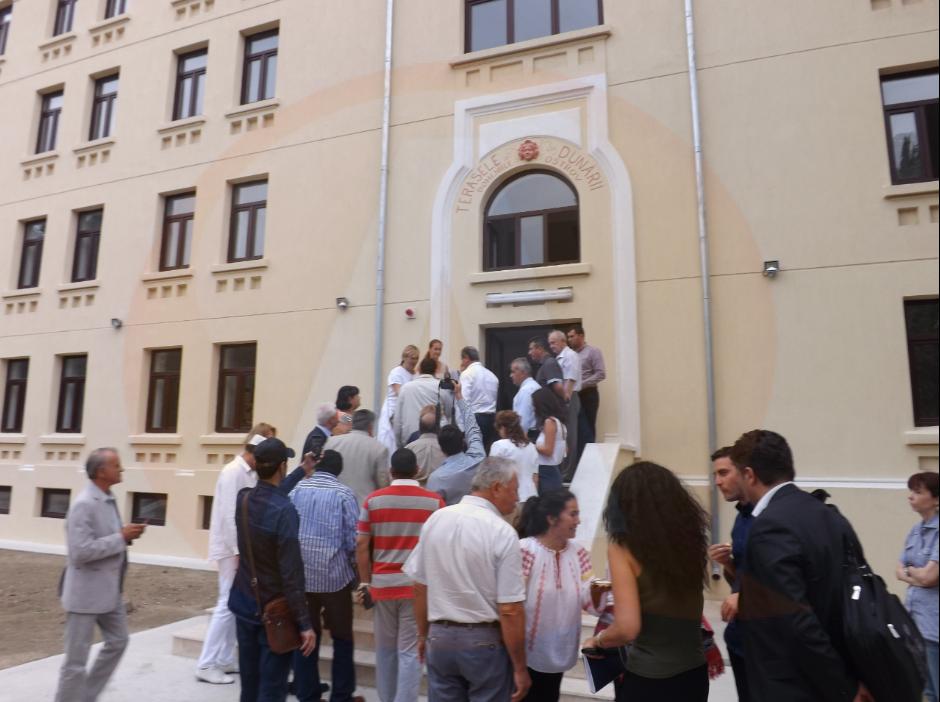 Miniștrii agriculturii, din România și Kuwait, în vizită la fermele din Călărași și Ostrov