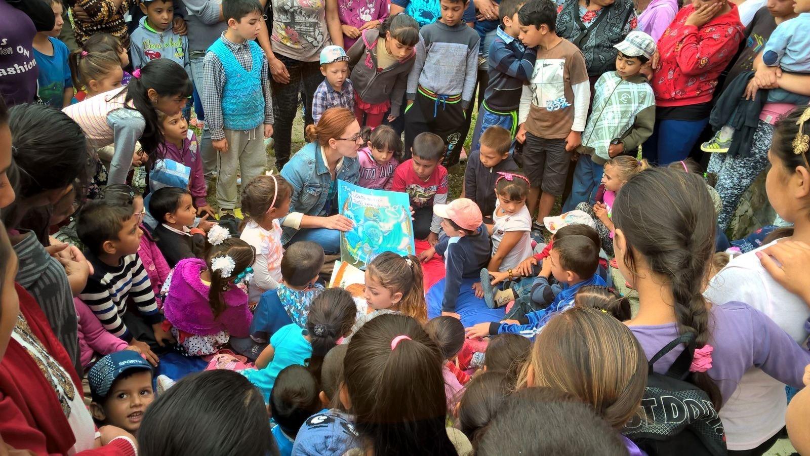 Caravana de vară Fiecare Copil în Grădiniță/ 8 comune din Călărași incluse în proiect